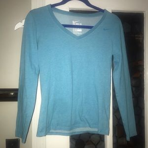 Nike dry fit long sleeve shirt size XS